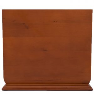 Cherry Scatter Wood Urn