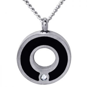 Cremains Vessel Life Circle Jewelry