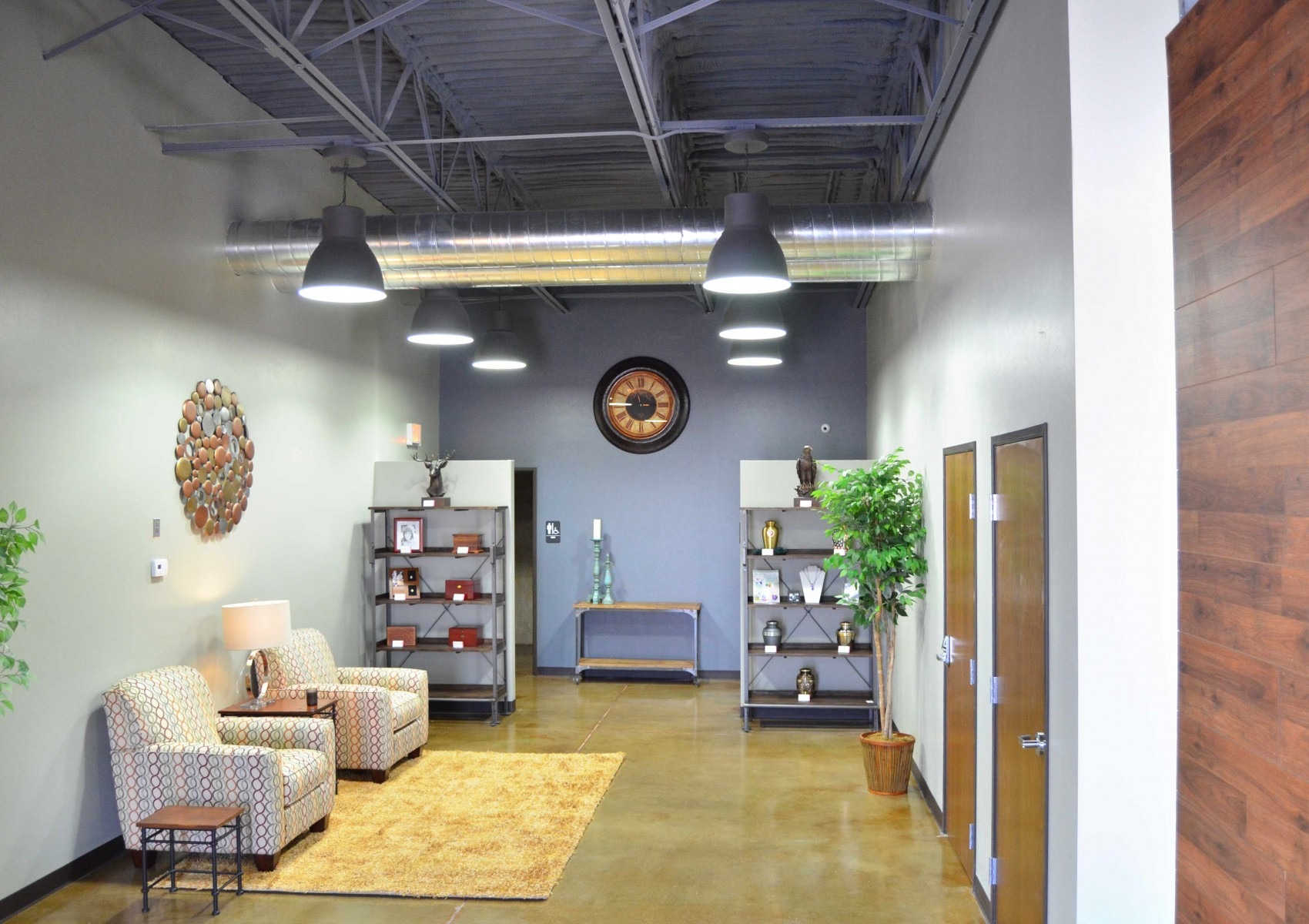 Oklahoma City Cremation Location Lobby Tour